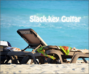 スラッキーギタ―のイメージ