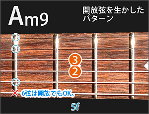 Am9の図