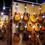 ギターショップ探訪