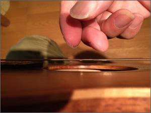 指でストロークの図1