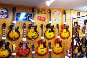 Gibson ES-125TC CSなど